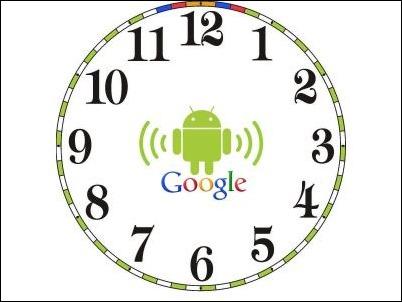 Google prepara un Smartwatch con dos pantallas y Android