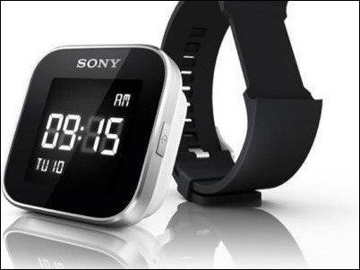 smartwatch-sony
