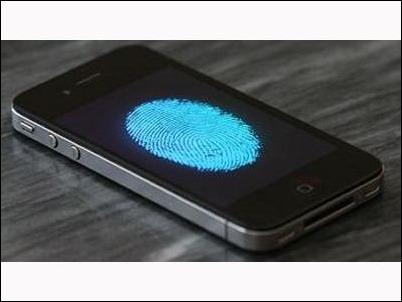 El escáner de huella dactilar podría ser una de las grandes novedades del iPhone 5S