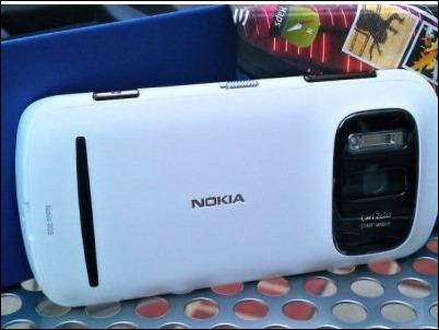 Nokia EOS, el smartphone con cámara de 41 Megapíxeles y Windows Phone
