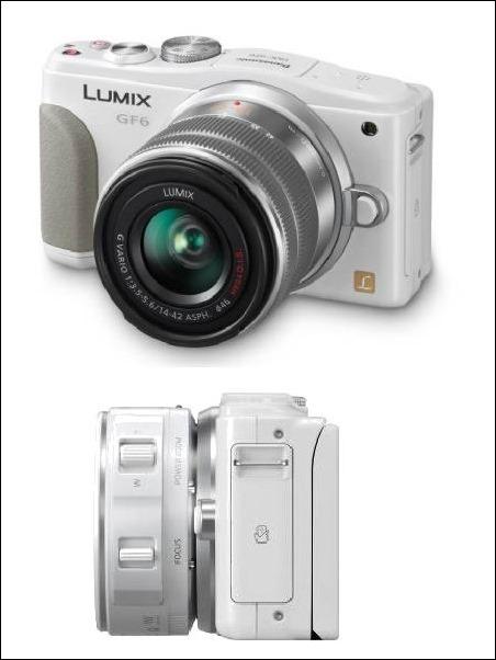 Panasoni-Lumix GF6-01