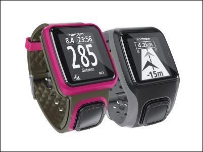 TomTom rediseña completamente sus relojes deportivos con GPS