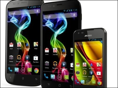 archos-moviles-android
