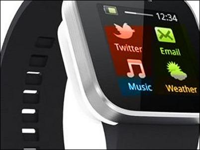 Microsoft quiere fabricar un reloj phone (smartwatch)