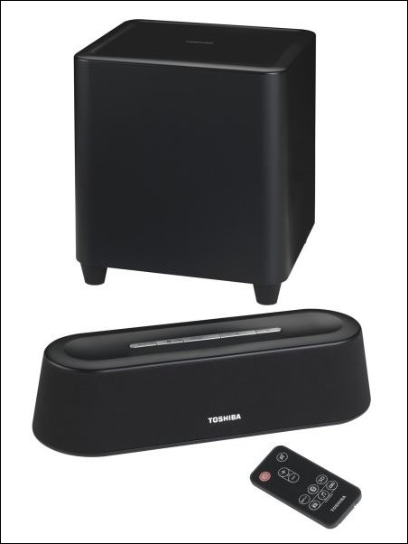 toshiba-Mini Sound Bar