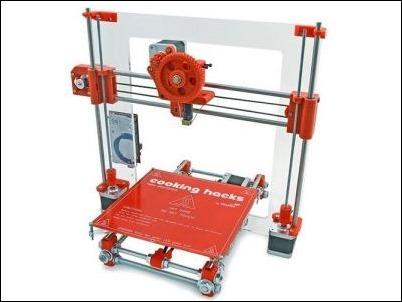 La primera impresora 3D española ya está en el mercado y cuesta 650€