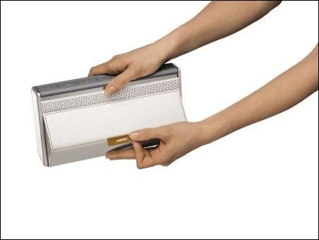 SoundLink cubierta blanca