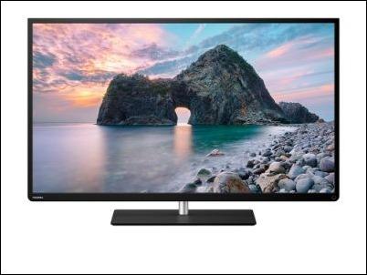 Nuevos televisores Smart TV de Toshiba, más inteligentes gracias a sus funciones avanzadas de búsqueda