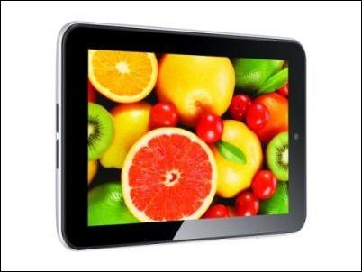 """Haier-Pad 712, una potente tableta DE 7"""" con pantalla mulitáctil IPS"""