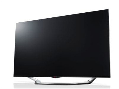 LG presenta su nueva gama SmartTV 2013 con pantallas IPS y conectividad Widi