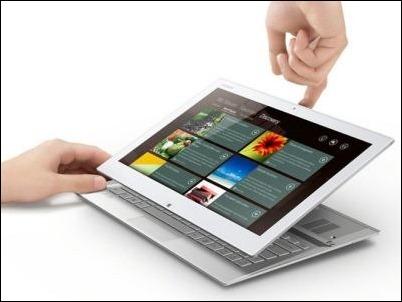 Sony Vaio Duo 13, la perfecta combinación entre tablet y ordenador portátil con pantalla de 13