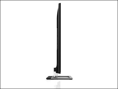 Toshiba lanza su primera gama de televisores Slim LED 3D con con tecnología Cloud TV