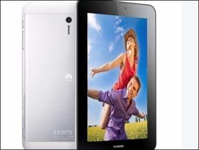 MediaPad 7 Youth de Huawei, el tablet que permite realizar llamadas y enviar SMS
