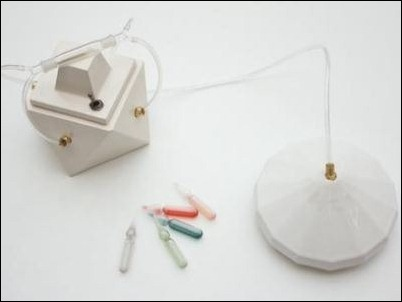 Mujer británica crea la cámara que detecta olores