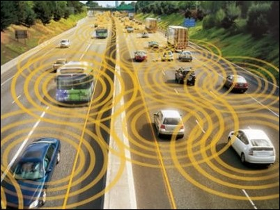 """""""car-to-x"""", la tecnología que permite a los Coches """"hablar"""" con otros vehículos"""