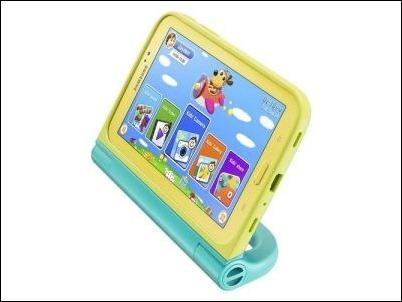 Samsung lanzará a partir de septiembre su Galaxy Tab 3 Kids