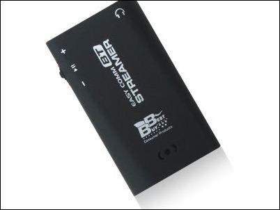 BT Streamer proporciona conexión inalámbrica Bluetooth a los equipos de audio