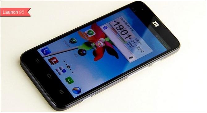 ZTE U988S: Primer smartphone con Nvidia Tegra 4