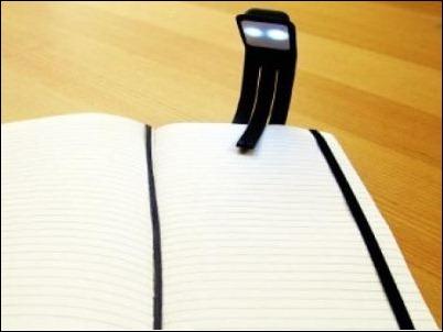 booklights-Moleskine