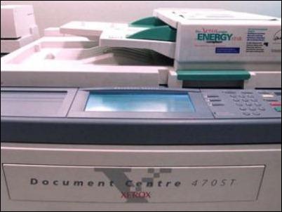 Fotocopiadoras Xerox alteran documentos cuando los escanean