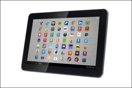 """La 2ª generación de tablets HANNspree llega a España con su nueva Tablet de 10.1"""" que reproduce videos 3D y 4K"""