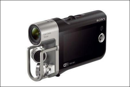 [IFA 2013]Grabadora de vídeos musicales Sony HDR-MV1, De la sala de ensayo a Internet, el público es lo primero