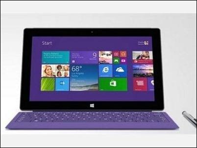 Microsoft Surface Pro 2, en detalle