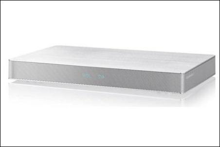 [IFA 2013]Panasonic SC-HTE80: Sistema de sonido para televisor compacto y versátil