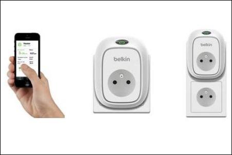 [IFA 2013]WeMo Insight para controlar tus electrodomésticos desde el móvil