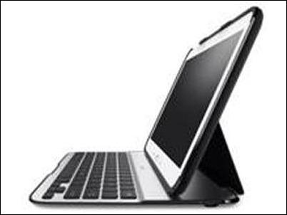 [IFA 2013]Funda con teclado Ultimate para el tablet Samsung 3 10.1 de Belkin