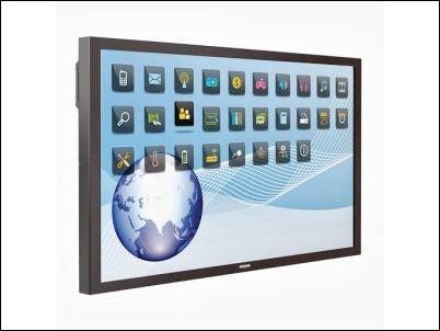[IFA 2013]Llegan los monitores all-in-one de Philips con Android