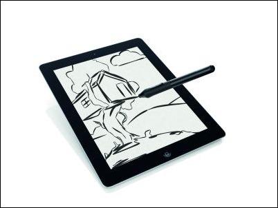 """El nuevo """"Intuos Creative Stylus"""" una forma divertida de realizar trabajos creativos con el iPad"""