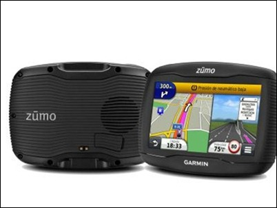 Garmin zūmo 390LM: el mejor compañero para los motoristas