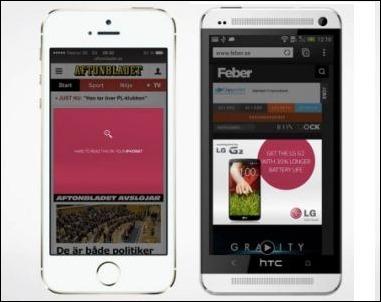 LG lanza mensajes móviles personalizados a usuarios de iPhone, Samsung y HTC para anunciar el G2