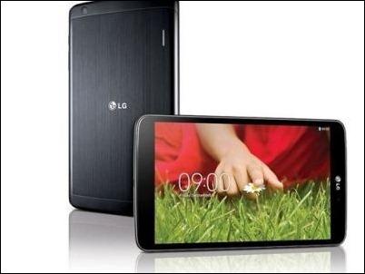 El nuevo tablet LG G Pad 8.3 es el mejor amigo del smartphone G2