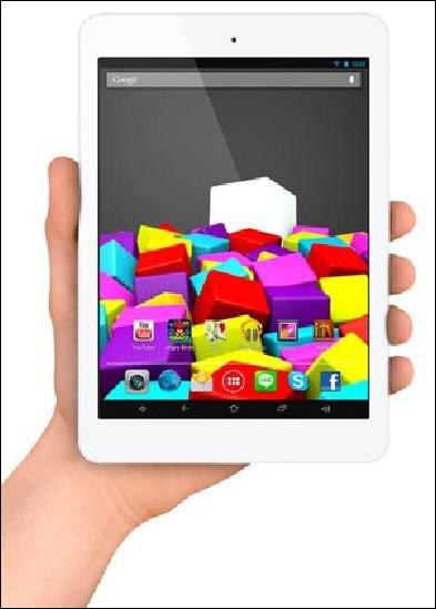 SPC Glow 8, una potente tablet al alcance y a la medida de tu mano