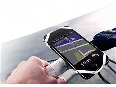 Soporte de bici Finn para smartphones