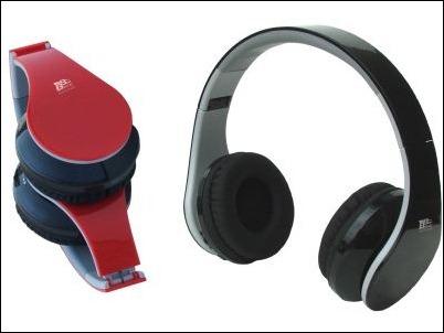 Auriculares inalámbricos plegables Easy Sound Headphones BT