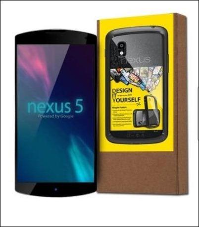 Google lanzará un renovado Nexus 4 junto al Nexus 5