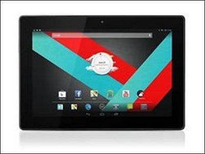 """Vodafone lanza 'tablets' quad-core Smart Tab III DE 7 Y 10"""" fabricados por Lenovo"""
