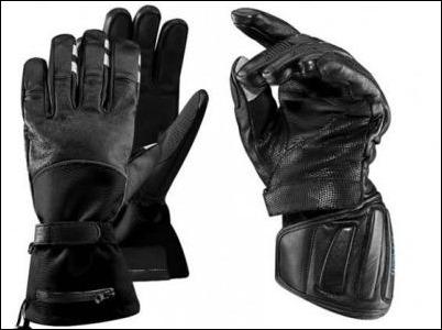 BearTek Gloves, guantes para controlar el móvil mientras conduces tu moto