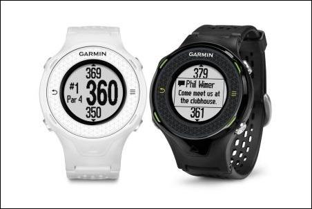 Garmin Approach S4, el reloj Inteligente para jugar al golf