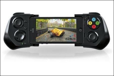 Moga, el primer mando de videojuegos oficial para iPhone