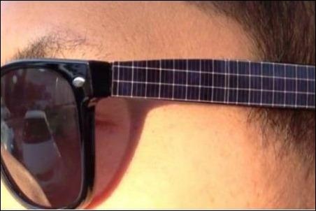 Ray-Ban Shama, las gafas de sol que cargan móviles