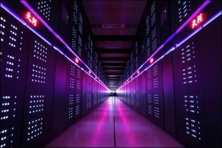 """Supercomputador chino """"Tianhe-2"""" se mantiene como el más poderoso del mundo"""