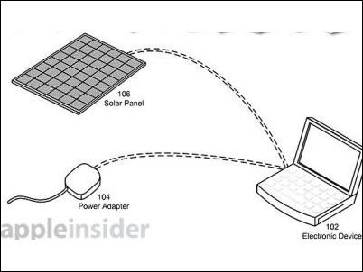 Apple trabaja en un cargador solar portátil para iPhone y Macbook