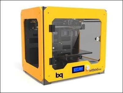bq lanza su primera impresora 3D: bq Witbox