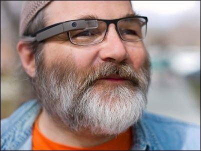 Anuncian cristales ópticos para usar con las Google Glass