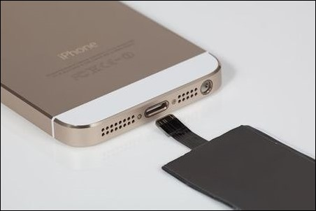 IQI mobile, cargador inaló¡mbrico para iPhone tan fino como una ló¡mina de pló¡stico