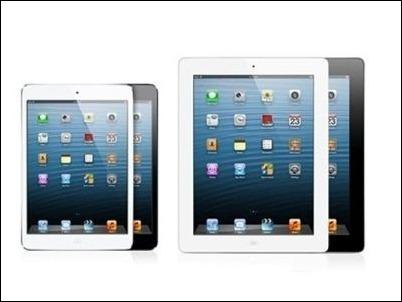 Los precios (en España) de todos los modelos que están a la venta de iPad